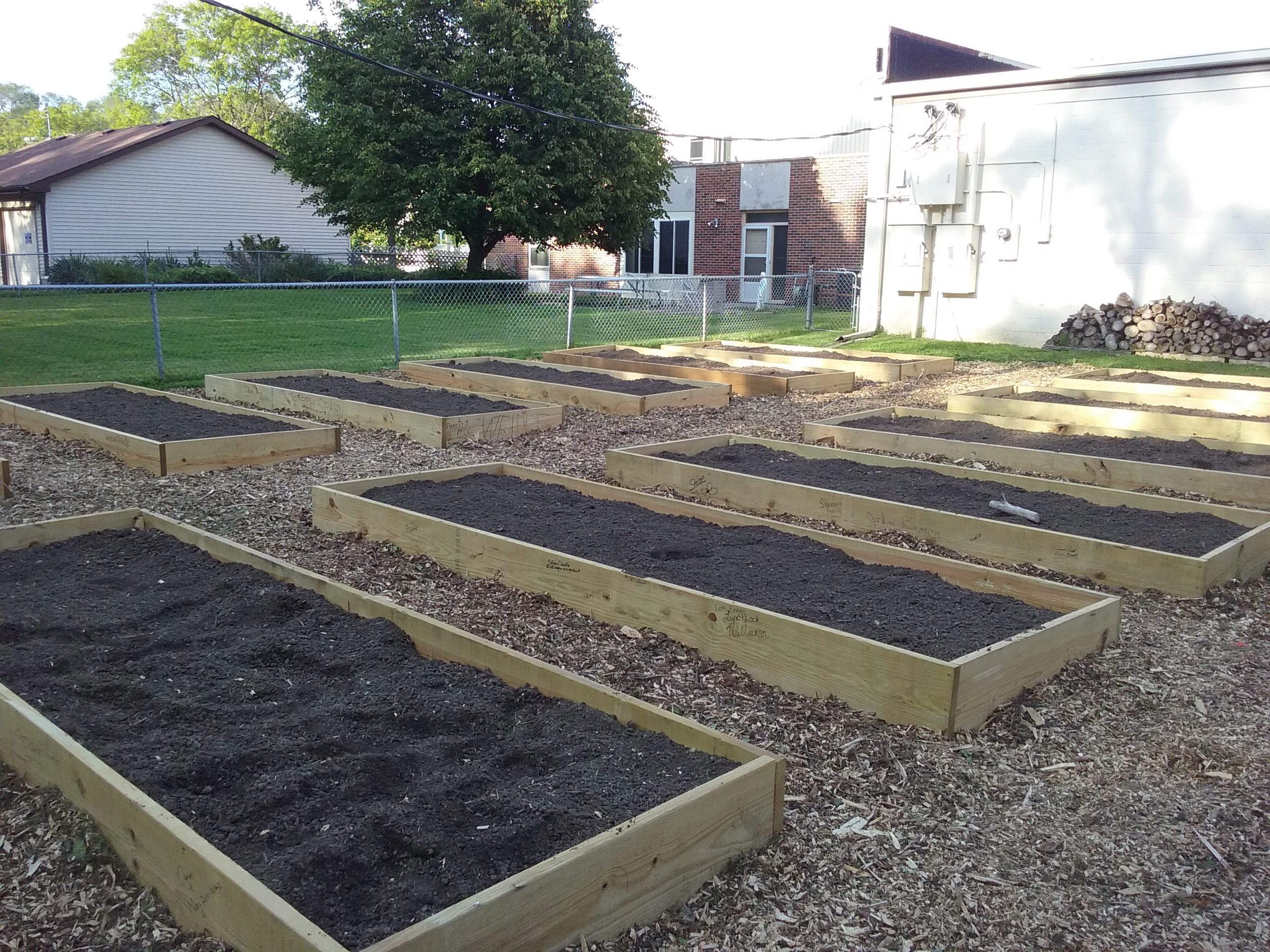 Superior St. Pius X Community Garden Guidelines And Registration. Thank You For  Participating In The St. Pius X Community Garden. The Mission Of The Garden  Is To Be ...